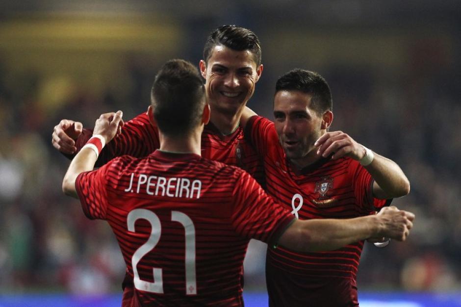 Portugal finalizó el juego con un contundente 4-1 sobre Camerún