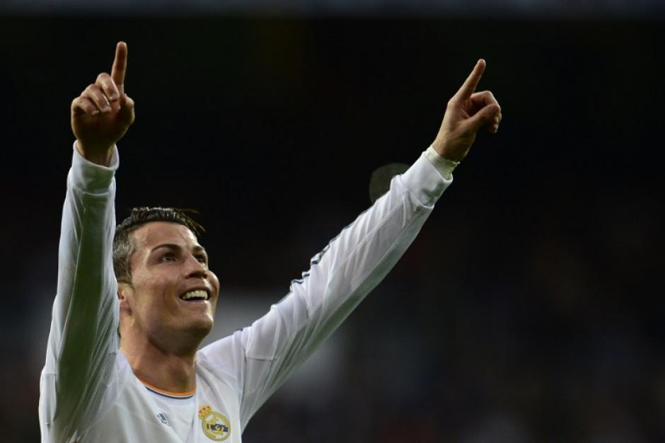 Cristiano Ronaldo puso el 1-0 parcial al minuto 11 de juego. (Foto: AFP)