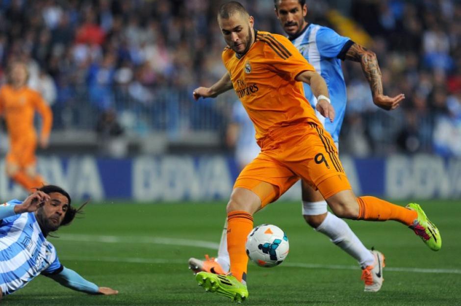 Benzema se ha recuperado y estará presente en el derbi del domingo ante el Barcelona