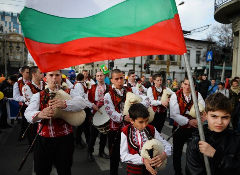 En Rumania también se celebra a San Patricio. (Foto: AFP)