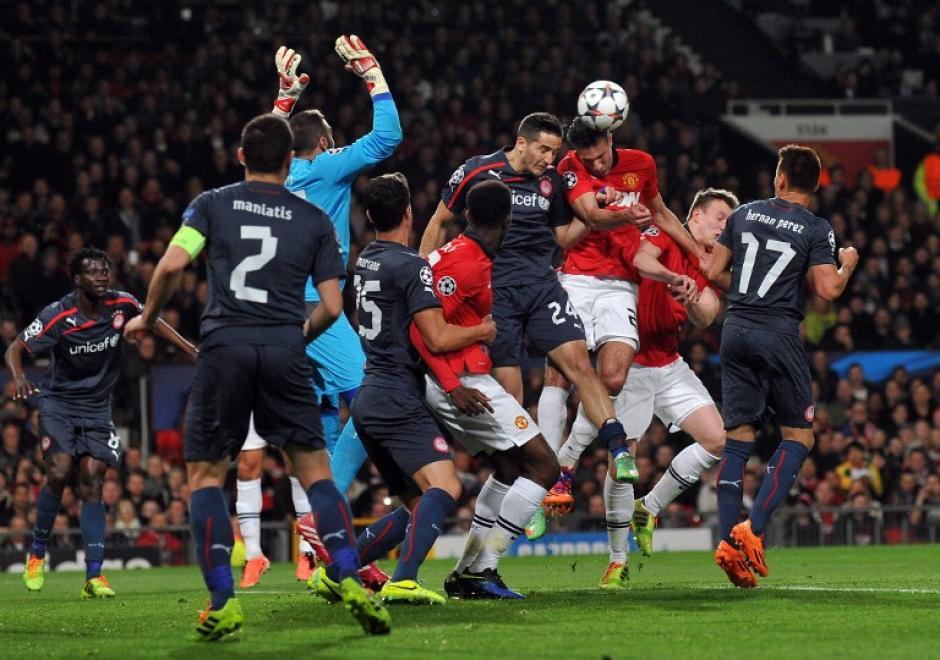 El juego fue peleado en todo momento en ambas porterías. (Foto: AFP)