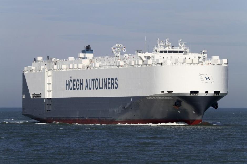 Una embarcación noruega también se desplaza al lugar. (Foto: AFP)
