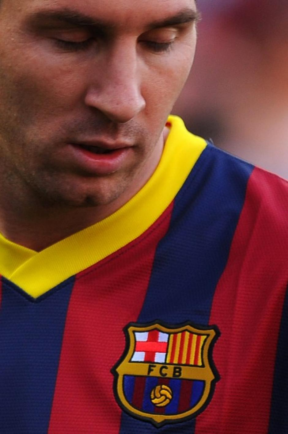Las últimas actuaciones de Messi han sido reprobadas por gran parte de la afición del Barcelona. (Foto: AFP)