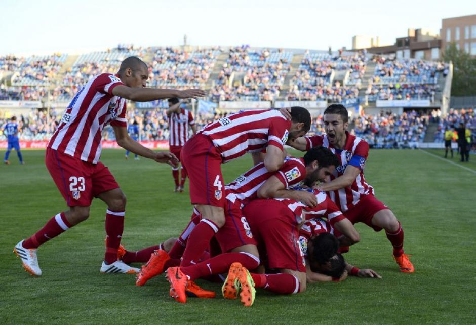 Atlético de Madrid, título, Elche