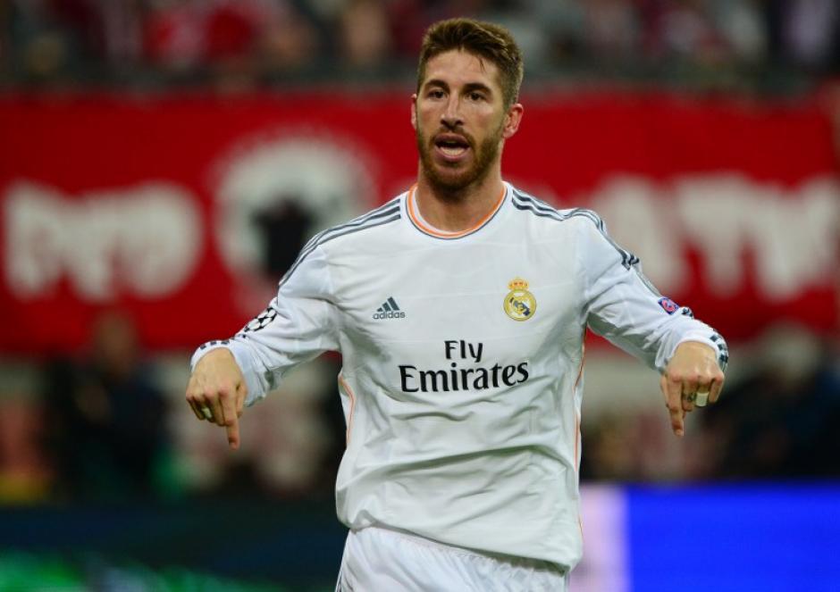 Sergio Ramos se convirtió en el héroe del Real Madrid en el Allianz Arena. (Foto: AFP)