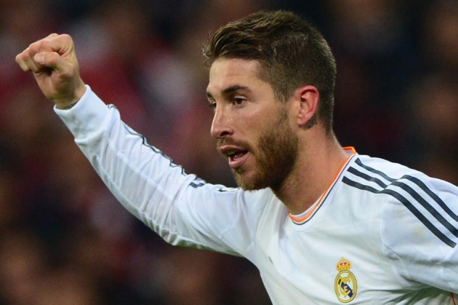 Ramos anotó un doblete y encaminó la histórica victoria del Real Madrid ante el Bayern. (Foto: AFP)