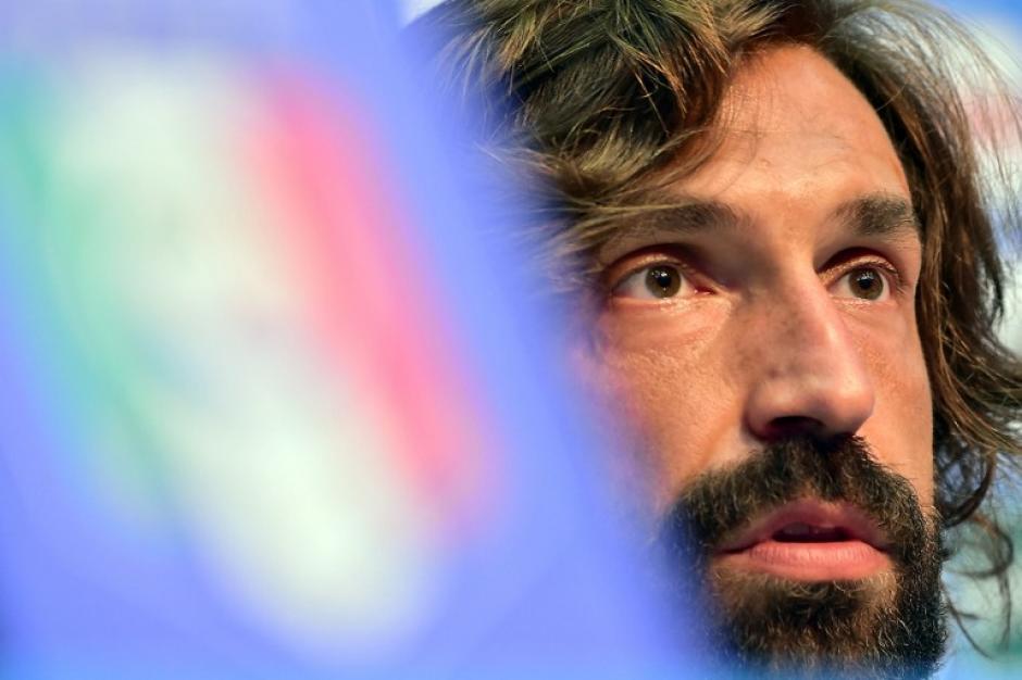 Andrea Pirlo deja las filas de Juventus para mudarse al New York City de la MLS