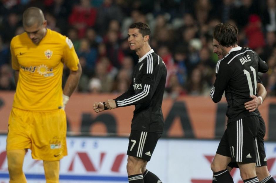 Cristiano Ronaldo es un jugador perfeccionista que no descansa para alcanzar todos los títulos posibles. (Foto: AFP)
