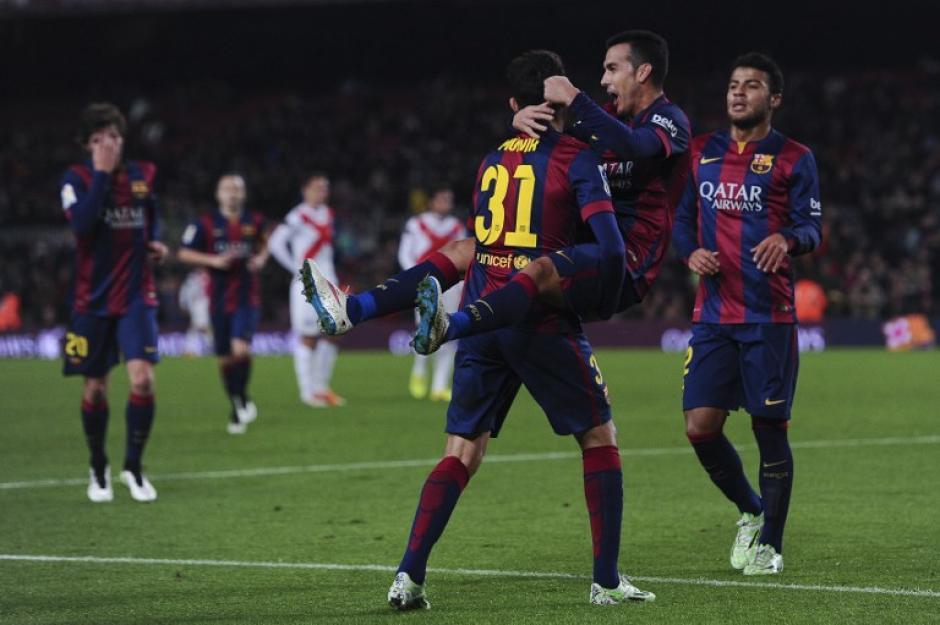 El Bacelona visitará el campo del Vilanovense en su debut en la Copa del Rey con un plantel lleno de juveniles