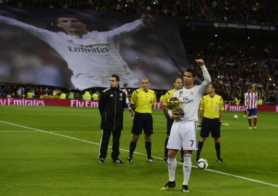 Cristinao Ronaldo ha ganado una gran cantidad de premios tanto individuales como colectivos