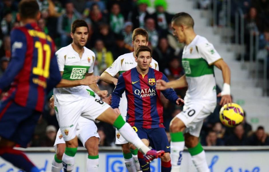 Casi cien juegos de las ligas BBVA de España y Premier de Inglaterra fueron analizados