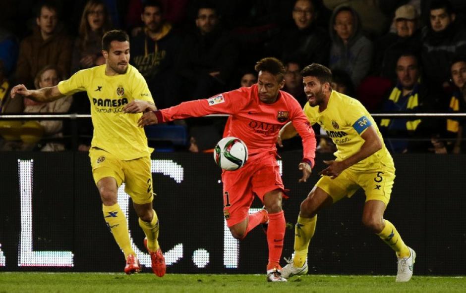Neymar será de nuevo uno de los estandartes del Barcelona ante la falta de Messi
