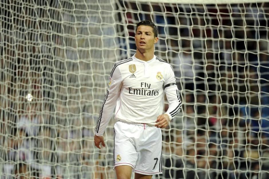 Cristiano Ronaldo dijo saber por qué Messi había cedido el penal, pero no quiso dar más explicaciones