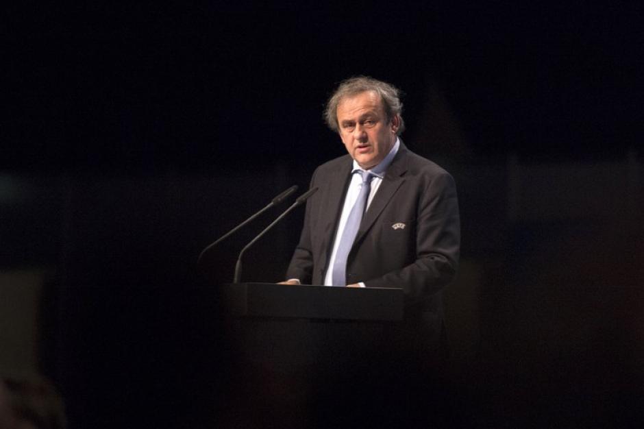 Michel Platini es uno de los candidatos más fuertes a ganar la presidencia de la FIFA