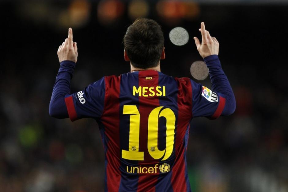 Messi suma 4 premios al Balón de Oro y es el máximo ganador de todos los tiempos. (Foto: AFP)