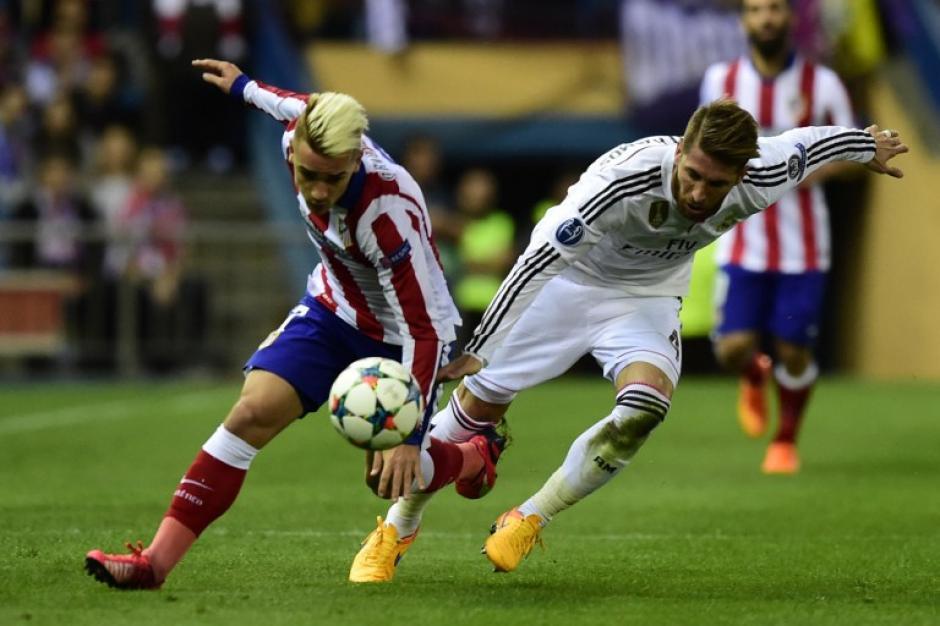 Un gol de Sergio Ramos ha desatado una demanda legal por parte de un socio del Atlético de Madrid a la UEFA