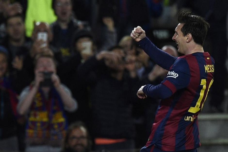 Messi fue elegido como Mejor Jugador de Europa de la UEFA