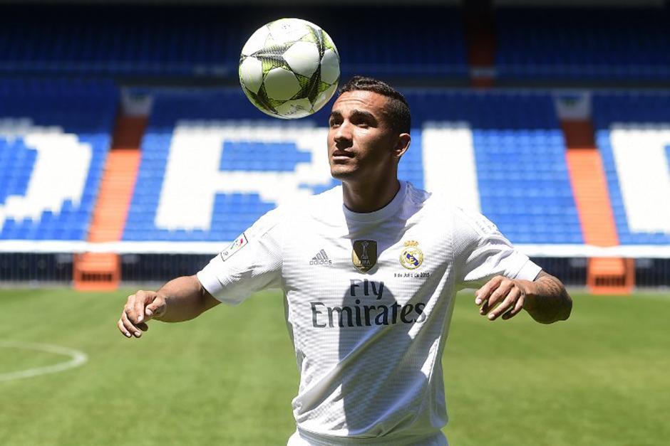Danilo acostumbra a jugar como lateral derecho. (Foto: AFP)