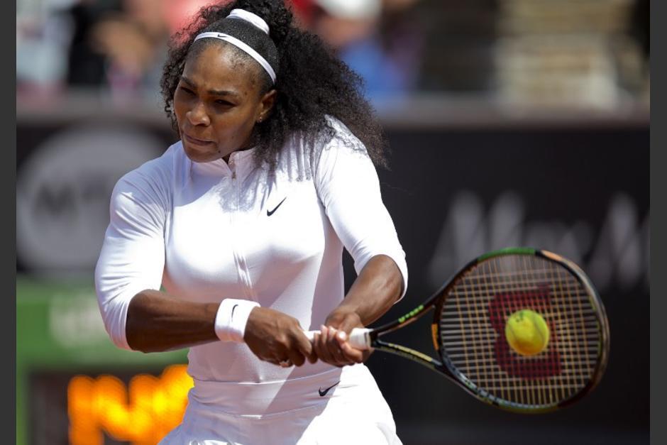 Serena Williams ya suma 250 semanas consecutivas como la número uno del escalafón mundial de tenis femenino