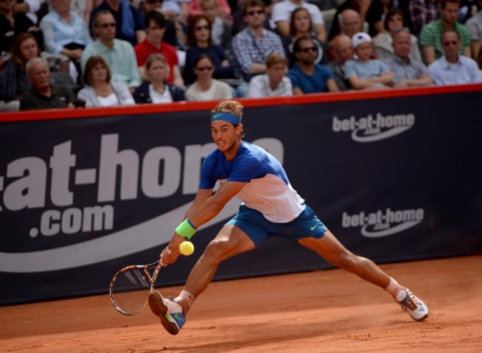 Rafael Nadal pasó a la segunda ronda del Abierto de Estados Unidos, tras derrotar al croata Borna Coric