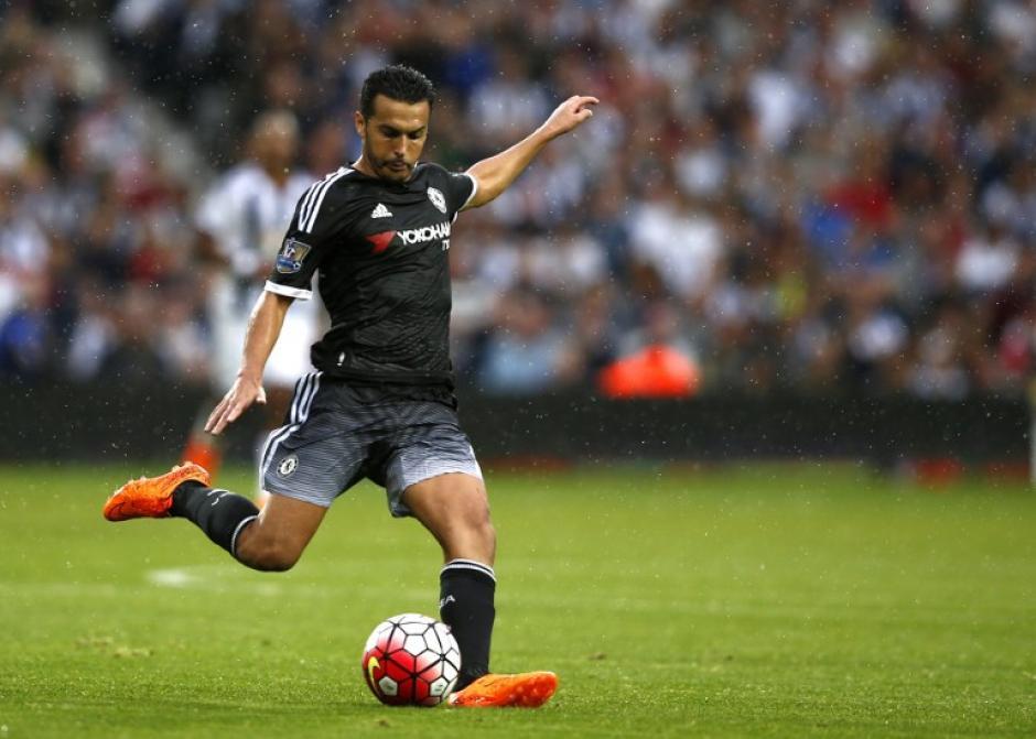 Pedro jugó con el Barcelona hasta la temporada pasada. (Foto: AFP)