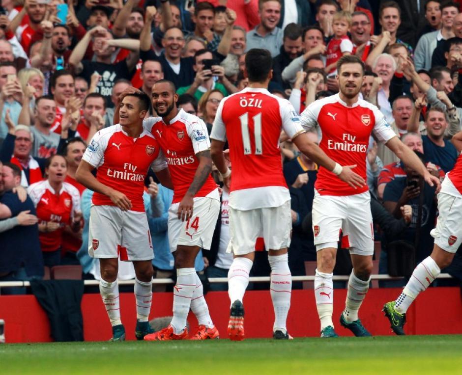 Alexis Sánchez es jugador del Arsenal pero formó parte del Barcelona