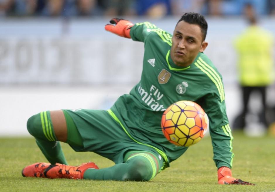 Keylor Navas podría llegar a tener un contrato por 2.5 millones de euros anuales con el Real Madrid