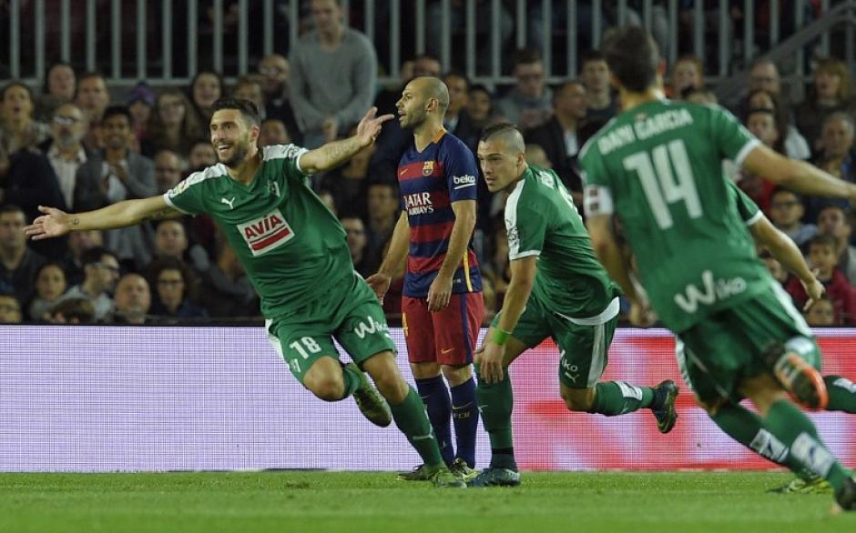 Mascherano fue expulsado en el juego ante el Eibar por maltratar verbalmente a un árbitro
