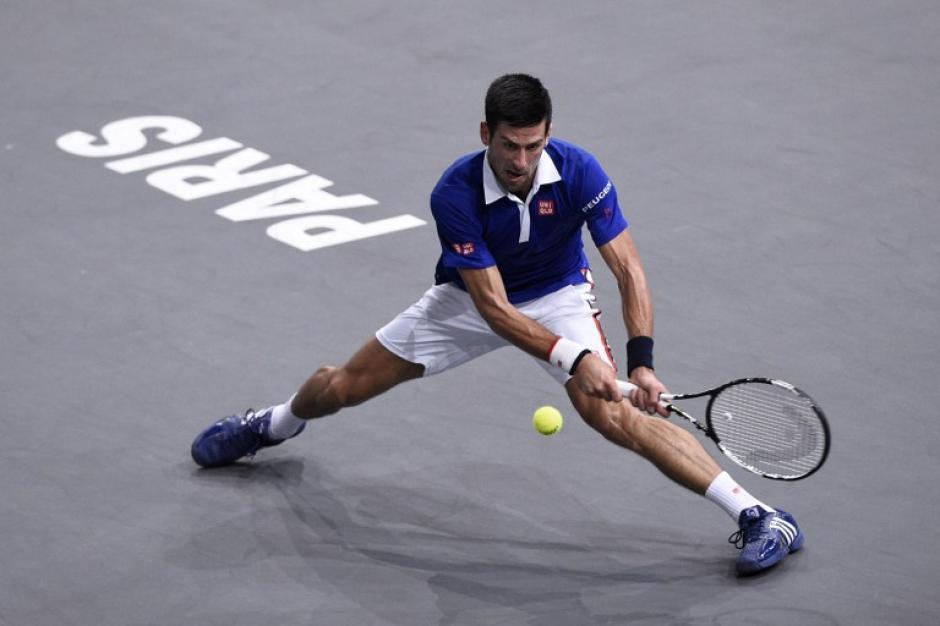 """""""Nole"""" sumó su sexto Masters 1.000 del año. (Foto: AFP)"""