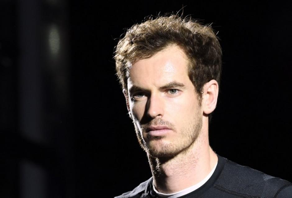 El británico Murray cayó en dos sets (6-2, 6-4) ante el serbio Djokovic. (Foto: AFP)