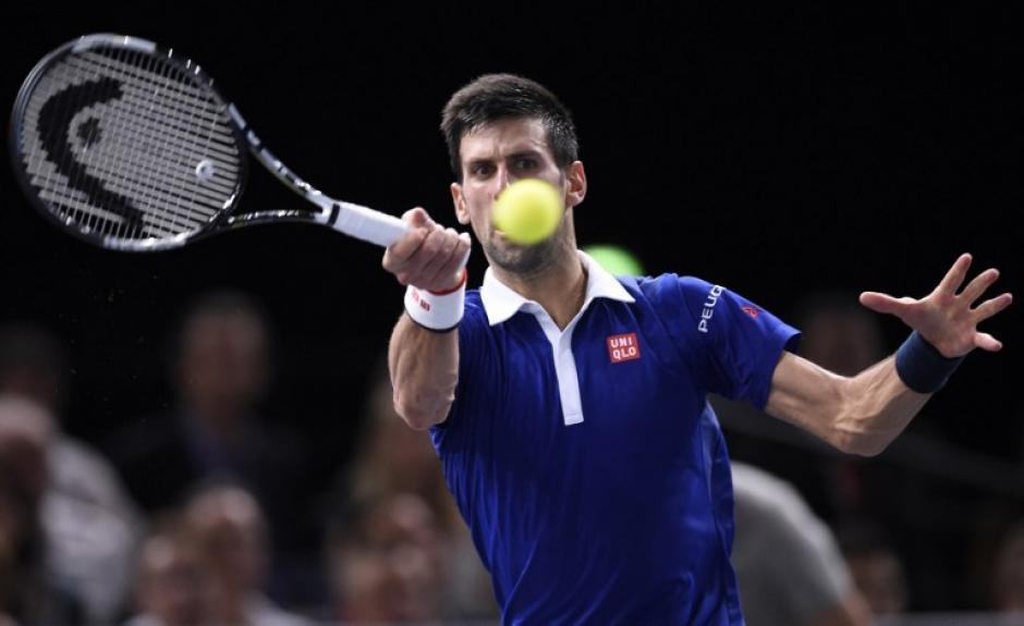 Djokovic podría cerrar este año la mejor temporada de su carrera. (Foto: AFP)