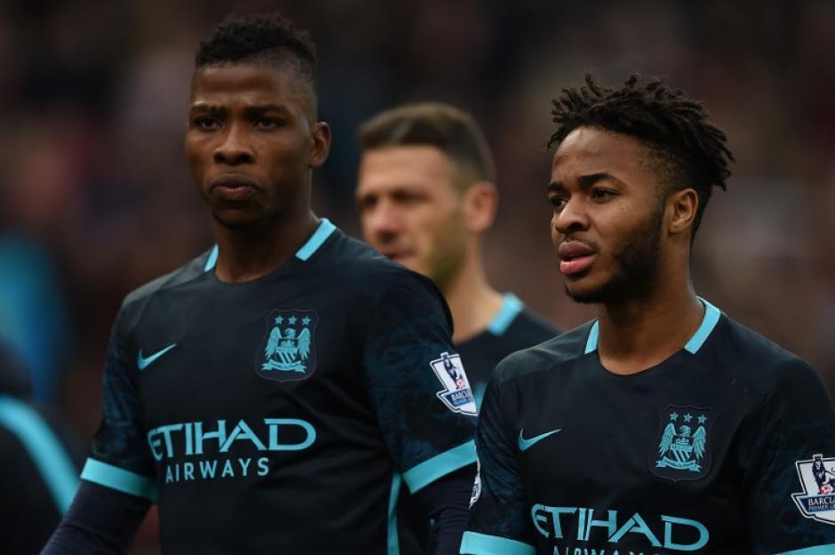 El Manchester City cayó sorpresivamente 2-0 ante el Stoke.