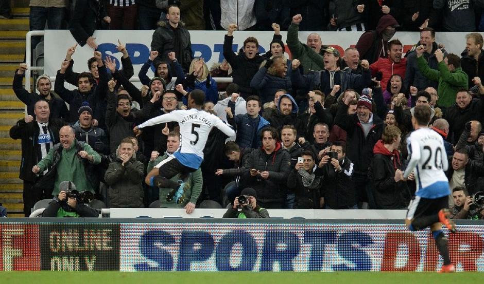 El Newcastle derrotó en casa 2-0 al Liverpool por la Premier League