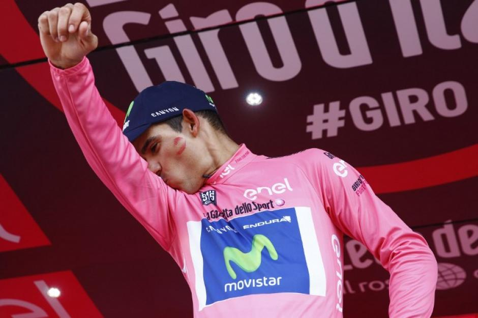 Amador compitió en la Vuelta al Porvenir en Guatemala en 2004. (Foto: AFP)