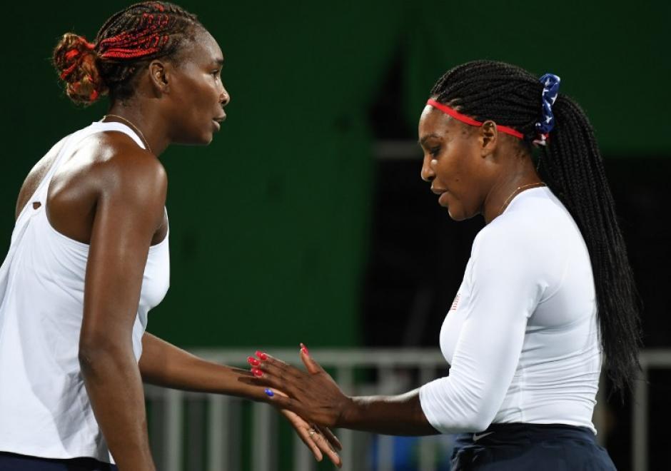Estos fueron los últimos Juegos para las hermanas (Foto: AFP)