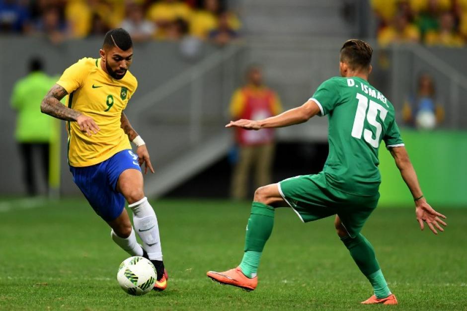 Brasil no ha metido gol en 180 minutos de juego. (AFP)