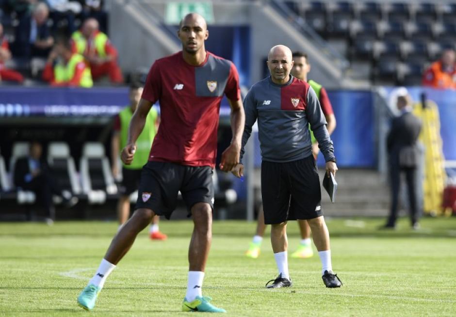 El Sevilla viene de perder dos Supercopas. (Foto: AFP)
