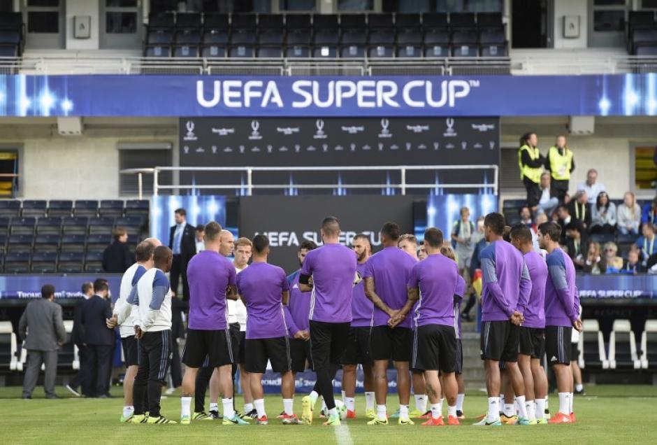 Los merengues buscan su primer título de la temporada. (Foto: AFP)