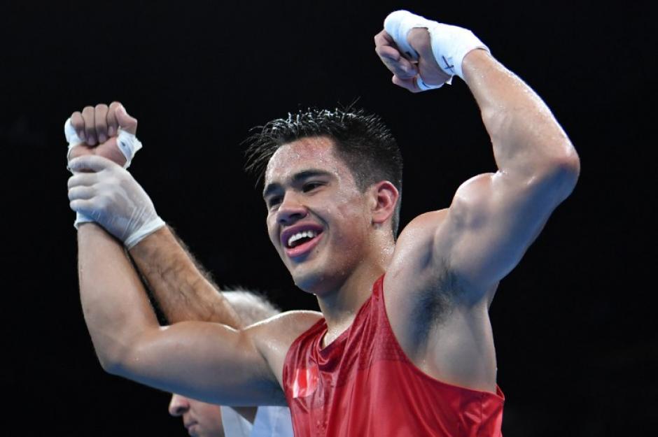 El mexicano aseguró la primera medalla de México en Río. (Foto: AFP)