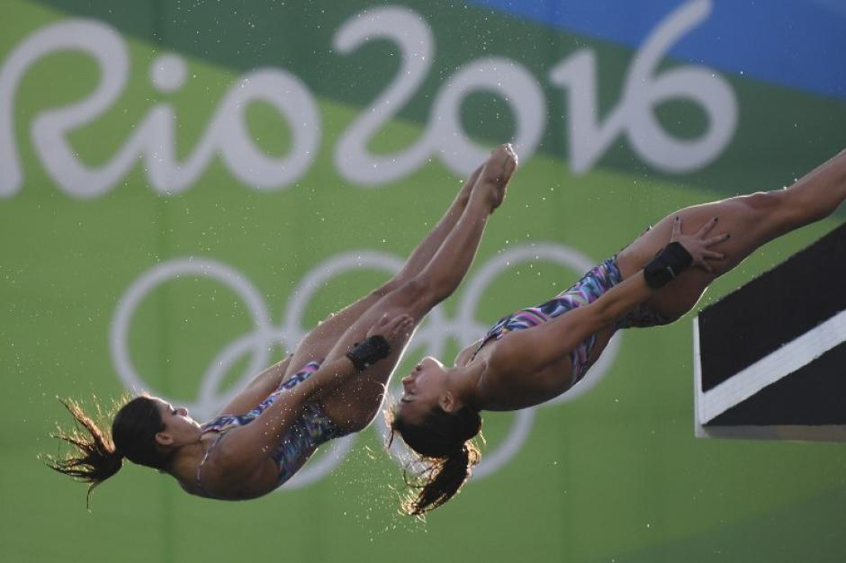Las chicas ya no volverán a competir juntas. (AFP)