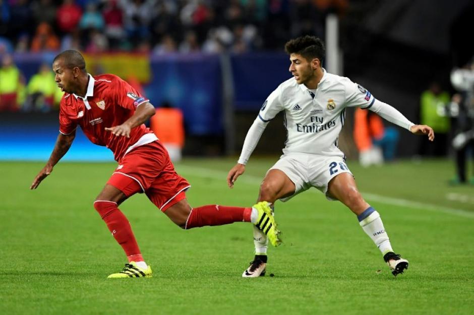 Asensio ha sido la gran revelación de la pretemporada del Real Madrid. (Foto: AFP)