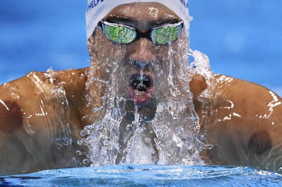 Michael Phelps será uno de los deportistas más recordados por mucho tiempo debido a sus actuaciones en los Juegos Olímpicos. (Foto: AFP)