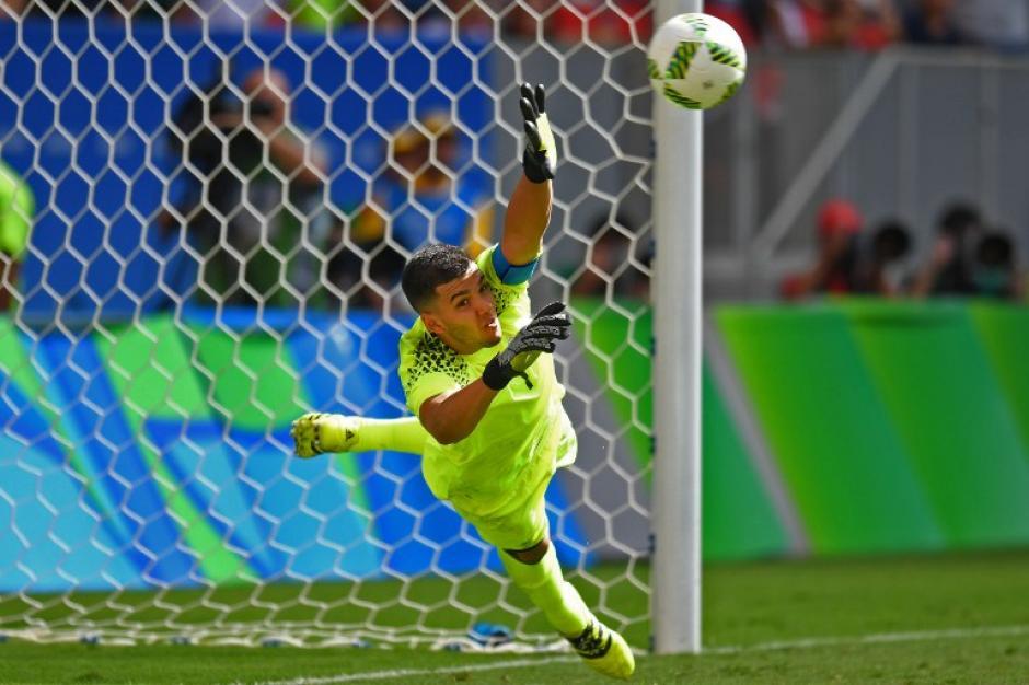 Cada equipo falló un penal. (Foto: AFP)