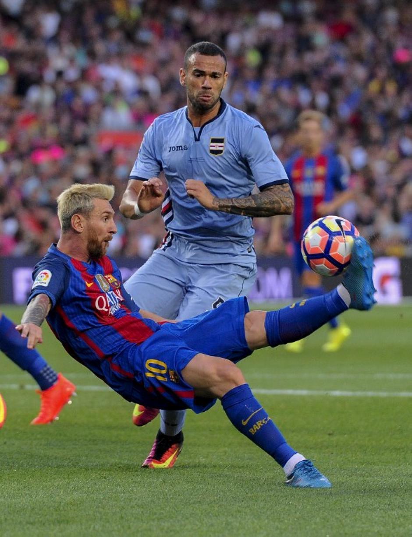 Después, Leo marcó dos goles más (AFP)