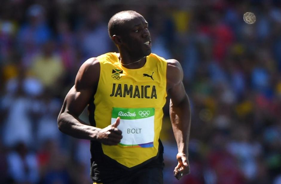 El jamaicano se dosificó un poco pensando en las medallas. (Foto: AFP)