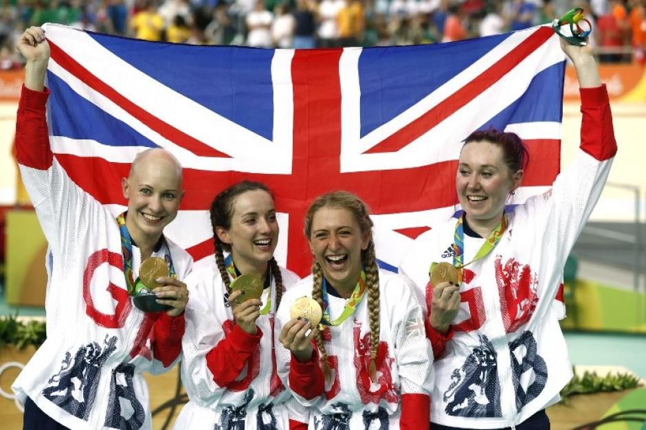 Es la segunda medalla que gana, después de Londres 2012. (Foto: AFP)