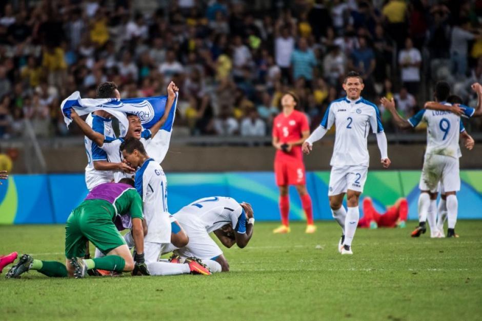 Su rival será Honduras, que sorprendentemente llegó hasta semis (Foto: AFP)