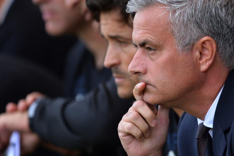 Mourinho empezó con buen pie en la Premier League. (Foto: AFP)