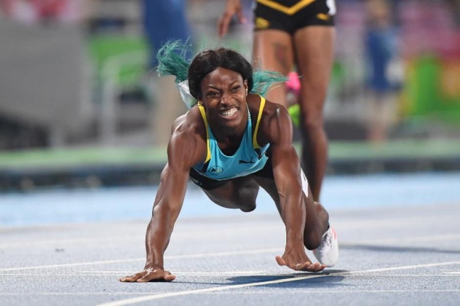 Los jueces concluyeron que todo fue legal y le dieron su medalla (Foto: AFP)