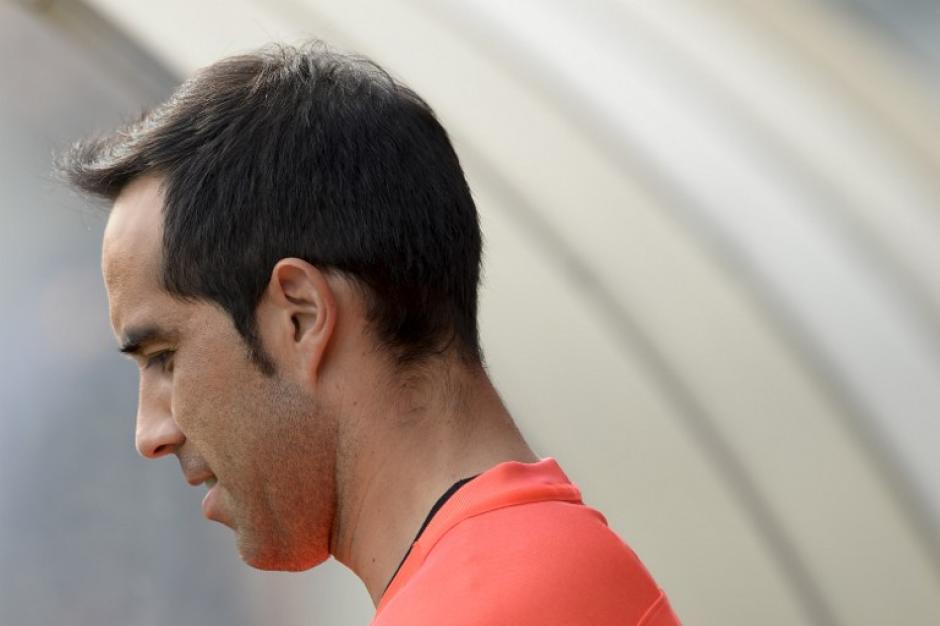 El chileno iría al Manchester City de Pep Guardiola. (Foto: AFP)